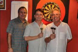 Fundraising darts contest