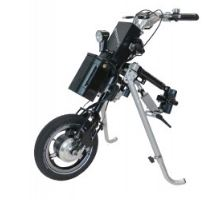 Handbike for lady in Staines Borough of Spelthorne